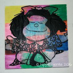Mafalda und Diät