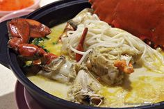May's mention of a delightful crab bee hoon soup served in the same neighbourhood not far from Uncle Leong Seafood in Toa Payoh Estate when we last ate there has left me craving for more crab…