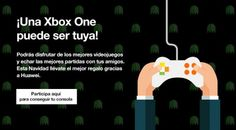 ¡Una Xbox One puede ser tuya!