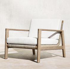 - (Cushions in Natural) - Mesa Teak Furniture Collection - Weathered Teak Plywood Furniture, Furniture Vanity, Outdoor Furniture, Furniture Projects, Furniture Buyers, Business Furniture, Furniture Websites, Rustic Furniture, Modern Furniture
