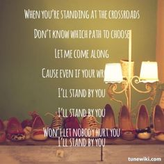 The pretenders   I'll stand by you   Cdon