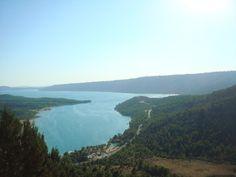 liebelein-will: Hochzeitsreise in die Provence - Seen