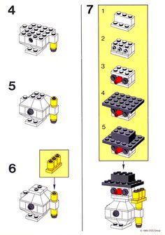 Basic - Snowman [Lego 1625]