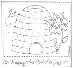 Hey there crafty and quilty peeps! I've recently added a new free embroidery pattern to my Craftsy page- It's called Bee Happy. You can download it here. Also, I've got a little Sewing Bird free embroidery pattern that's pretty cute! And if you're into Bees (I've always loved them, but I'm seeing more and... Keep reading...