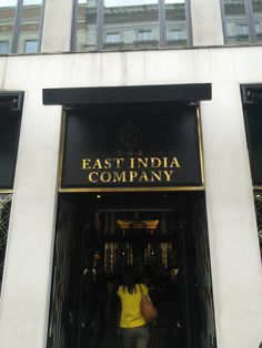 East India Company store in London