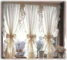 Kitchen Window Curtains Farmhouse Curtains Country Curtains French Country Living Room French Country Kitchens Curtain Styles Curtain Designs Beautiful Curtains Home Living Room Curtains Living Room, Stylish Curtains, Curtains, Curtain Decor, Home Curtains, Modern Furniture Living Room, Curtain Designs, Girl Bedroom Decor, Kitchen Curtain Designs
