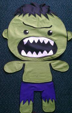 Finshed Hulk