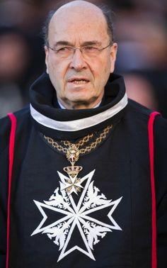 German Bailiff Knight of Malta