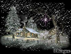 Discover & share this Animated GIF with everyone you know. GIPHY is how you search, share, discover, and create GIFs. Merry Christmas Gif, Christmas Scenery, Winter Scenery, Vintage Christmas Cards, Country Christmas, Christmas Pictures, Christmas Art, Beautiful Christmas, Winter Christmas