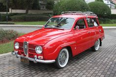 1968 Saab 95 Maintenance/restoration of old/vintage vehicles: the material for new cogs/casters/gears/pads could be cast polyamide which I (Cast polyamide) can produce. My contact: tatjana.alic@windowslive.com
