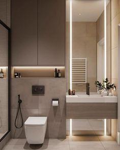 Washroom Design, Bathroom Design Luxury, Modern Bathroom Design, Modern Toilet Design, Small Toilet Design, Modern Luxury Bathroom, Small Toilet Room, Home Room Design, Home Interior Design