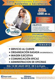 Curso de Habilidades Grupo Lumdi Puerto Peñasco