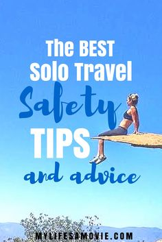 The Best Solo Travel Safety Tips and Advice from 2 years of being a solo female traveler! Also includes a 7 minute self defense lesson! mylifesamovie.com