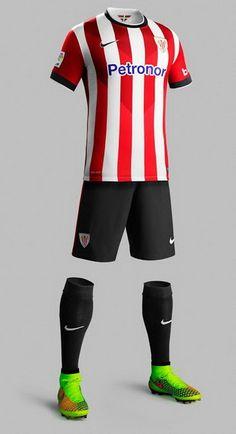4aa77041da345 1ª equipacion 2014-15 Athletic Club De Bilbao