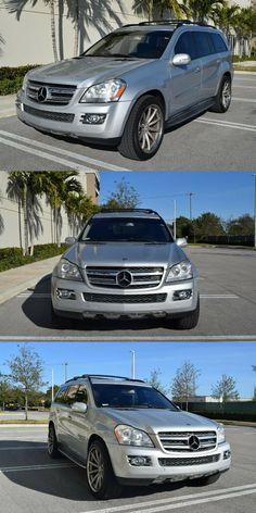 2007 Mercedes Benz GL450 offroad [loaded] Air Shocks, Harman Kardon, Pompano Beach, Trailer Hitch, Backup Camera, Offroad, Mercedes Benz, Pumps, Off Road