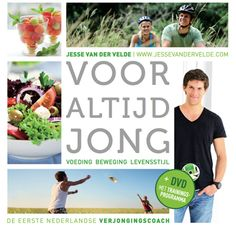 Uitgelicht boek: Voor altijd jong door Jesse van der Velde  Bekijk de 57 reviews bij de site van bol com: www.runinfo.nl/voor-altijd-jong.htm