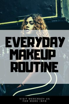 In this article you'll find out how you can manage your routine and what products to use and how to use them. Keep reading for some great makeup routine tips from professionals. Kendall Jenner Makeup, Kendall Jenner Style, Makeup Hacks Lipstick, Makeup Tips, Teenage Makeup, Liquid Foundation Brush, Everyday Makeup Routine, How To Apply Eyeliner