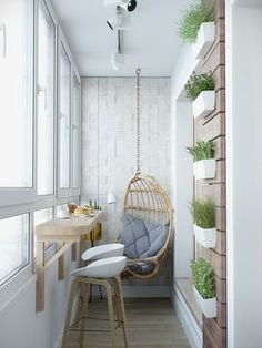 #homeideas #smallbalcony #smallbalconyideas #balconydesign