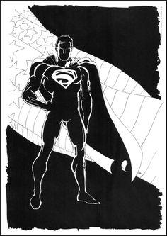 Superman by Frank Miller *