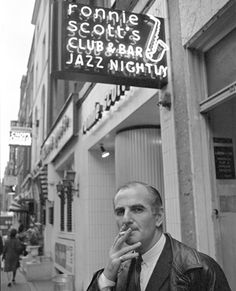 RONNIE SCOTT'S Jazz Club  (Ronnie Scott)