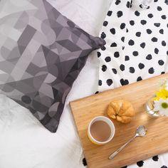 Fade Luxury Cushion — The Shape Studio Luxury Cushions, Vegan Friendly, Plush, Velvet, Shapes, Colorful, Contemporary, Deco, Studio