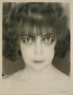 The Marchesa Casati.  Man Ray, 1922.