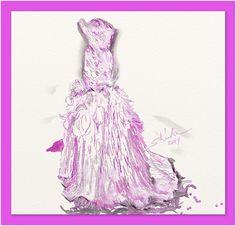 Pink  Ballroom  Designs  by Sheila