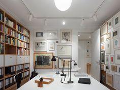 Apartment FS, Stuttgart. Ein Projekt von Ippolito Fleitz Group – Identity Architects.