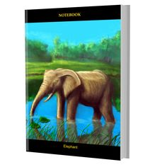 """Check my our other notebooks and find the perfect one that will suit you, or would be ideal for that special gift for a loved one. My books carry a range of different notebooks and you will undoubtedly find the right one for you by checking through our different and exciting graphic options.  Specifications: Cover Finish: Matte. Dimensions: 6"""" x 9"""" (15.24 x 22.86 cm). Interior: Blank, White Paper, Unlined Pages: 110"""