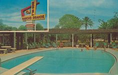 """El Rancho Grande Motel - Brownsville, Texas 