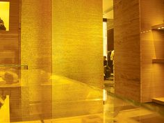 Fendi's Glass Tunnel.