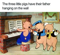 10+ Ridiculous Examples Of Cartoon Logic That Will Make You Facepalm