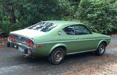 1974 Mazda RX-4 Coupe