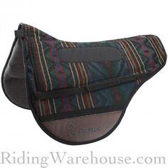 Derby House Pro Wool Unisex Saddlery Numnah Black Fur All Sizes