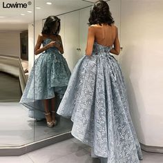 Cheap Prom Dresses, Buy Directly from China Suppliers:Sexy Long Formal Evening Party Dress Hi Low Turkish Engagement Prom Evening Gowns Dresses For Weddings Pregnant Robe De Soiree
