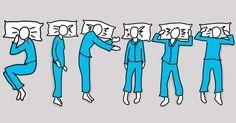 De Manier Waarop Je Slaapt Onthult Geheimen Over Je Persoonlijkheid. Mijne Is ZO Waar! | Leesd