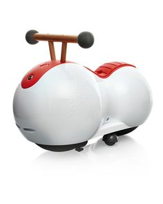 Spherevelo Ride-On Bike, White/Red  by VICI at Neiman Marcus. Holiday Essentials, I Found You, Cool Inventions, Thats The Way, Love To Shop, Easy Gifts, Future Baby, Cleaning Wipes, Baby Kids