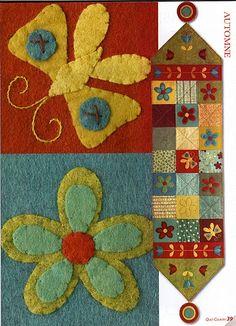 quilt country - Deisy Venancio - Picasa Web Albums...Penny rug!