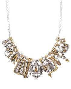 Indigenous Impressions Necklace, Necklaces - Silpada Designs