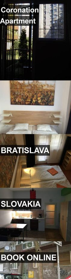Coronation Apartment in Bratislava, Slovakia. For more information, photos, reviews and best prices please follow the link. #Slovakia #Bratislava #travel #vacation #apartment
