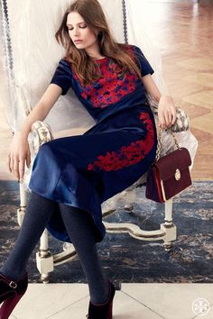 NEW Tory Burch Fall 2013 / Nordstrom