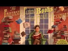 Encore -- The fantastic flying books of Mr. Morris Lessmore / written by William Joyce ; illustrated by William Joyce & Joe Bluhm. Best Children Books, Childrens Books, Inference Activities, Group Activities, William Joyce, What Is Reading, Traditional Books, Morris, Elementary Library