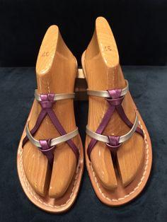 Via Capri, 34 is a luxury line of custom handmade sandals from Capri. Via Capri, 34 is located in Palm Beach on Worth Avenue. Different Styles, Capri, Artisan, Pasta, Sandals, Boots, Handmade, Blue, Color