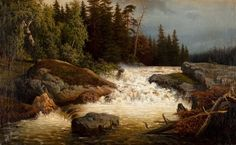 View Frothy rapids by Magnus Hjalmar Munsterhjelm on artnet. Browse upcoming and past auction lots by Magnus Hjalmar Munsterhjelm. Helsinki, Past, Water, Artist, Landscapes, Outdoor, Mountain Range, Scenery, Gripe Water
