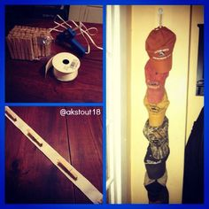 DIY Hat Hanger/Organizer - attach clothespins to ribbon with hot glue. Cheap and easy! All You Need Is, Diy Clothes Organiser, Diy Clothes Design, Hat Organization, Hat Hanger, Diy Tumblr, Diy Clothes Videos, Diy Hat, Diy Cleaning Products