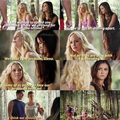 "#TVD 6x03 ""Welcome to Paradise"" - Matt, Tyler, Caroline and Elena"