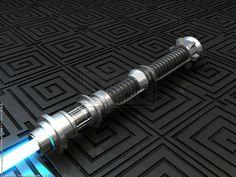 Kyle Katarn's Lightsaber by JamesVillanueva.deviantart.com on @deviantART