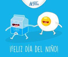 #Feliz #DíadelNiño =) #HuevoSanJuanMX
