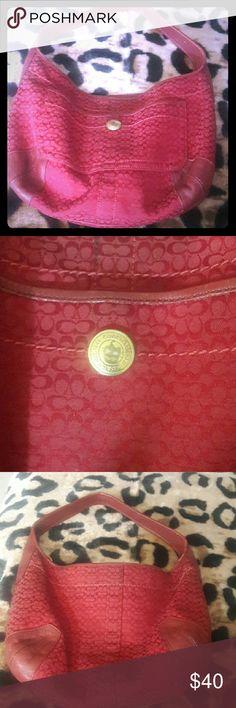Coach handbags Used Coach handbag Coach Bags