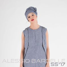 Take your street #style to the next level. Embrace the #Spring vibes. Get inspired by the #AlessioBardelle #SS17 #new #collection #headwrap # #
